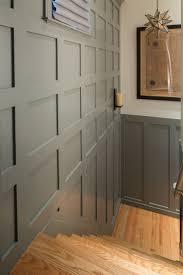 44 best easton massachusetts images on pinterest massachusetts grid patterned wainscoting in a stairwell easton massachusetts interior remodel