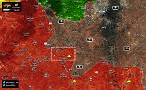 Aleppo Syria Map by Map Update Syrian Army Closes In On Isis Stronghold In East Aleppo