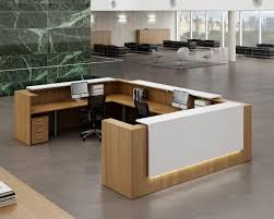 Reception Desk Size by Home Office Law Firm Reception Desk Area Modern New 2017 Design