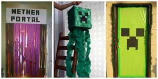 minecraft party decorations planning a minecraft sleepover party decoration ideas