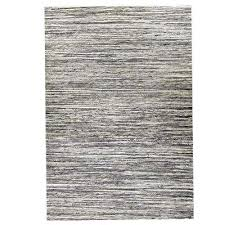 gray silk blend area rugs rugs the home depot