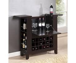 mini bar table liquor cabinet expandable shelf rack cabinet wine