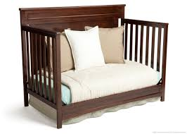 Bertini Pembrooke 4 In 1 Convertible Crib Natural Rustic by Crib Convertible