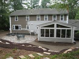 complete basement remodeling custom decks screen or 3 season