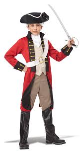 Halloween Costumes Boy Kids Amazon California Costumes British Redcoat Child Costume