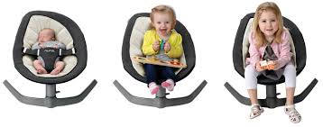 Newborn Swing Chair Nuna Leaf Child Seat Review