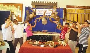 kosher shofar horning in on a seasonal sound the standard