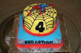 rachel u0027s creative cakes spiderman cake