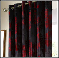 red and black curtains bedroom download page home design fabulous black and red curtains and red and black curtains living