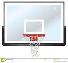 basketball rim and backboard stock photos image 37727593