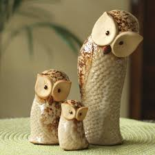 ceramic owl crafts promotion shop for promotional ceramic owl