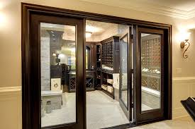 Custom Basement Doors - glenview haus chicago showroom custom doors wine cellars