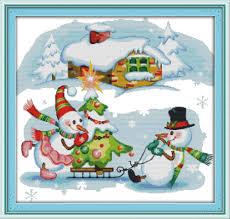 popular winter christmas crafts buy cheap winter christmas crafts