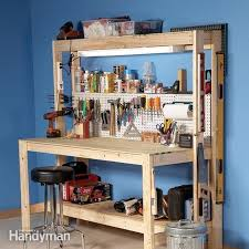 25 best garage workbench plans ideas on pinterest wood work
