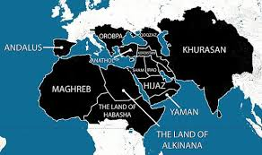 target black friday map 2017 isis reveals map of europe showing areas it wants to dominate by