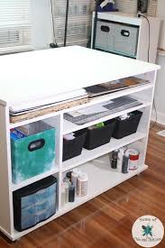 Diy Craft Desk Diy Craft Desk Build Some Of This And That