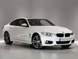 bmw 4 series used 2017 bmw 4 series diesel coupe 435d xdrive m sport 2dr auto