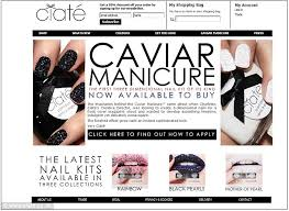 ciate caviar nails nail polish brand steps on bloggers toes