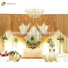 wedding decorations wholesale wedding decoration textile cheap wedding drapes mandap for wedding