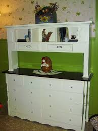 Headboard Bookshelf How I Re Purposed A Bookcase Headboard Into A Keepsake Hutch