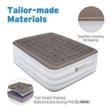 mattress king marvelous inflatable queen mattress unique queen
