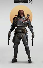 25 star wars bounty hunter ideas mandalorian