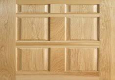 nice solid wood 6 panel interior doors builderu0027s choice 30 in