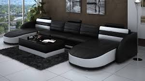 sofa black and grey sectional black and white sectional black