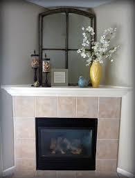 Gas Mantle Fireplace by 25 Best Corner Mantle Ideas On Pinterest Corner Mantle Decor
