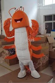 Lobster Halloween Costume Professional Big Lobster Mascot Costume Size Custom Costumes