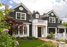 dark exterior house color schemes google search house paint