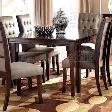 dining room tables with bench furniture ashley furniture kitchen table sets dinette dining room