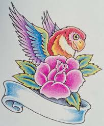 bird tattoo gallery pictures of bird tattoos