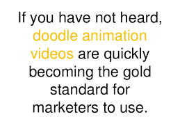 doodle presentations animated doodle presentations how doodle increase sale