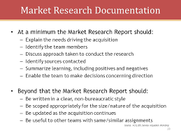 dod market research report template browse sample resume business