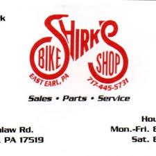 Bicycle Business Cards Shirk U0027s Bike Shop Bikes 1649 Ligalaw Rd East Earl Pa Phone