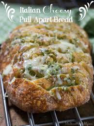 italian cheesy pull apart bread intentional hospitality
