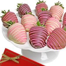 White Chocolate Dipped Strawberries Box Valentines Day Chocolate Covered Strawberries Valentine U0027s Day Wikii
