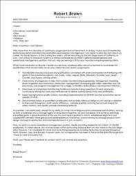 cover letter for manufacturing engineer senior process engineer