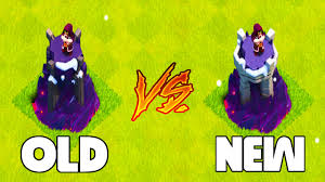 clash of clans new max tower vs old max tower all new