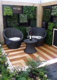 Garden Patios Ideas Bank Bei Zaun Integrieren Super Idee Für Unsere Terrasse Tile
