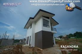 Aspen Heights Floor Plan by Kasandra House And Lot Package Aspen Heights Davao Property Finder