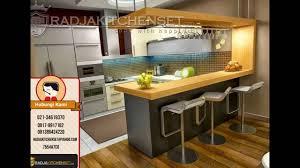 Kitchen Set Aluminium Composite Panel Harga Kitchen Set Aluminium Per Meter 081389424220 Youtube