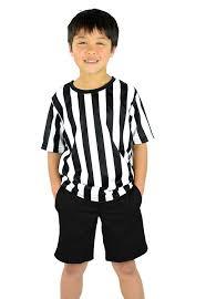 Halloween Referee Costume Amazon Mato U0026 Hash Children U0027s Referee Shirt Ref Costume