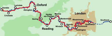 thames river map europe the river thames guide history of the river thames