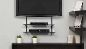 industrial wall shelving beautiful tv wall mounts with shelves for corners 39 about remodel