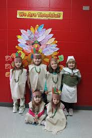preschoolers learn about thanksgiving rockcastle county schools