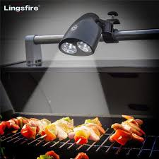 led bbq grill lights barbecue grill light l 10 super bright led lights 180 degrees