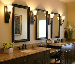 master bathroom mirror ideas framed mirrors for bathroom vanities diy wood framed mirror