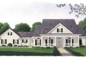southern style home floor plans southern style house plan 3 beds 2 5 baths 1990 sq ft plan 410